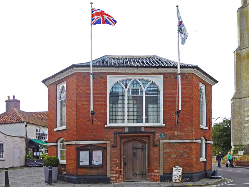 Beccles Town Hall