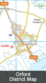 Orford Map