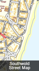 Southwold Map