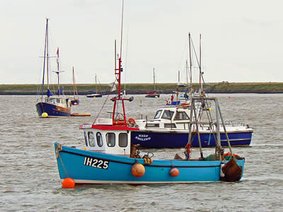 Orford Boats
