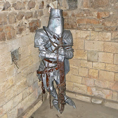 Orford Castle Knight