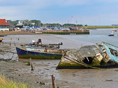 Orford Quay