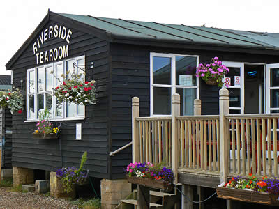 Riverside Tearooms