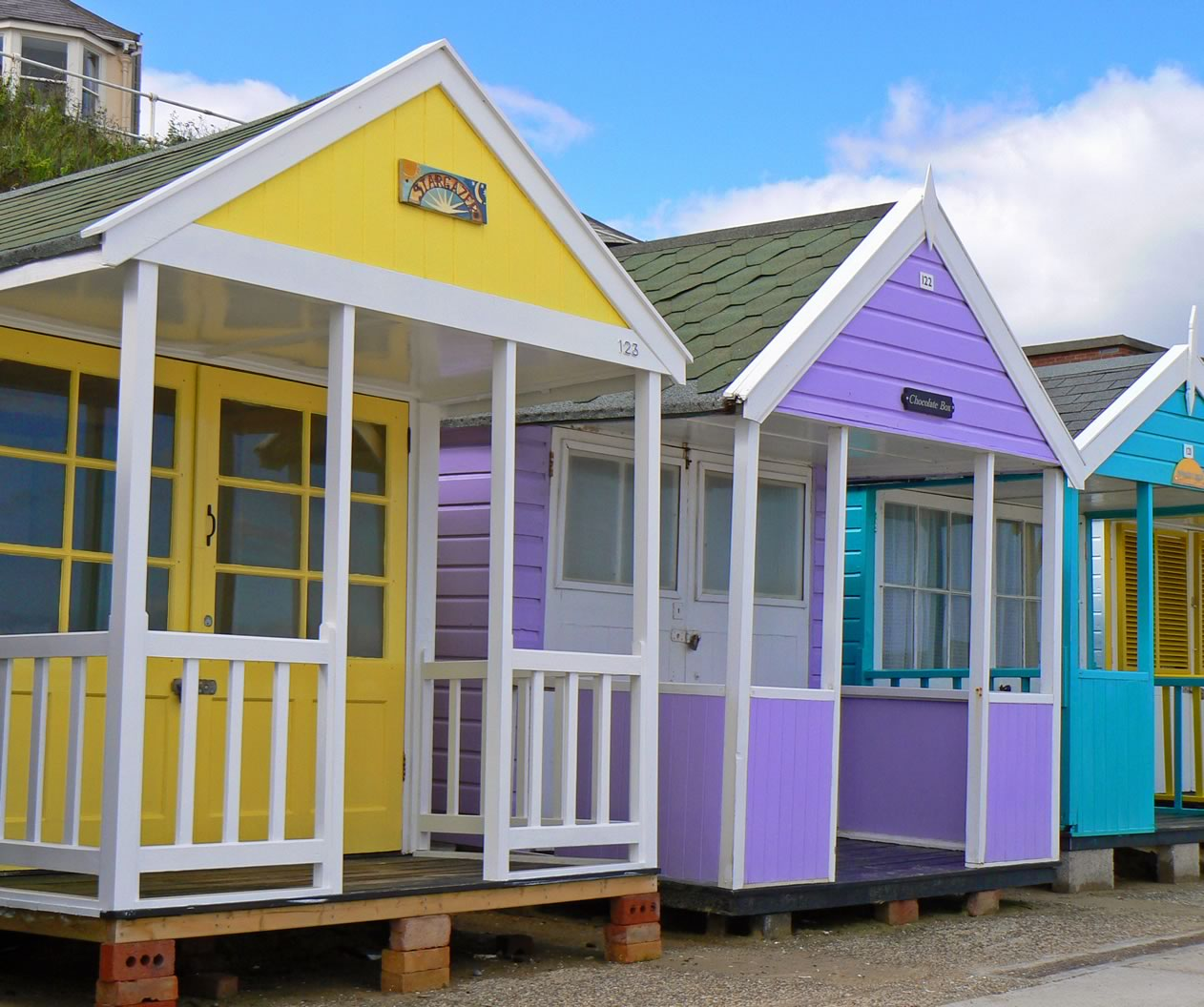 Retirement Bungalows For Sale: Southwold, Suffolk, Including The Pier Lighthouse And