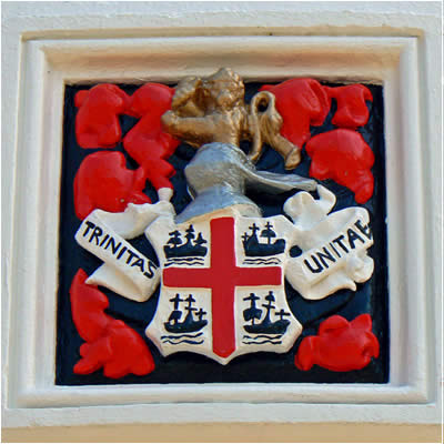 Trinity House Coat Arms